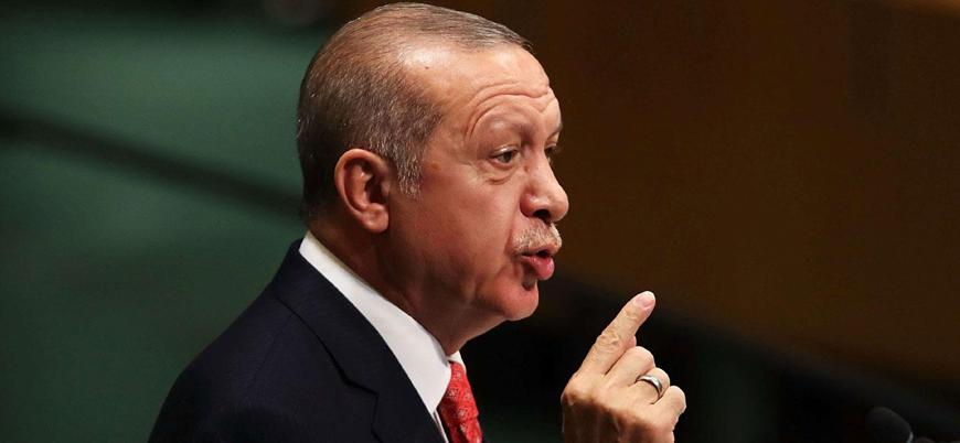 Erdoğan: Can Dündar bir ajandır