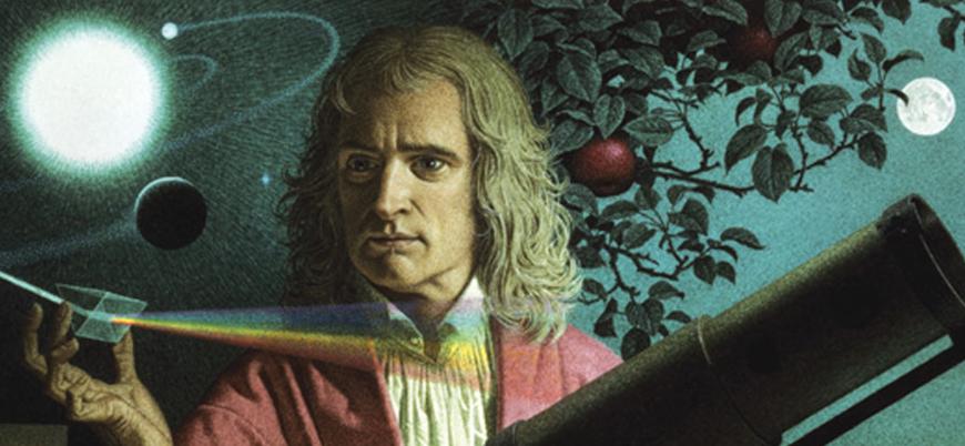 Newton: 2060 yılında Hz. İsa gelip kıyamet için uyarıda bulunabilir