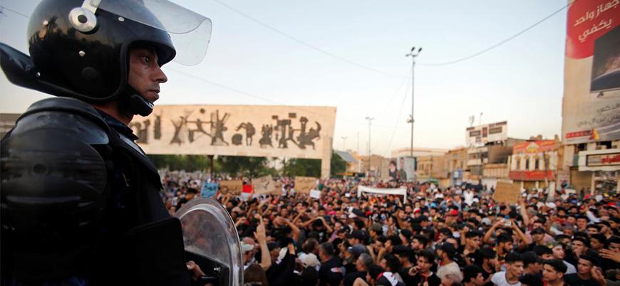 ABD Basra Konsolosluğu'nu 'İran nedeniyle' kapatıyor