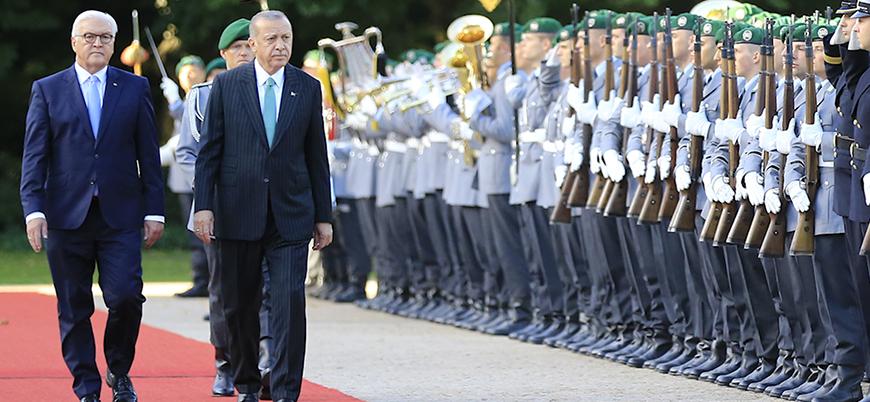 Erdoğan: Almanya neden teröristlere müsaade ediyor?