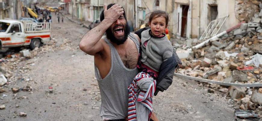 ABD 'IŞİD operasyonlarında' sivil katliamı gerçekleştirdiğini kabul etti
