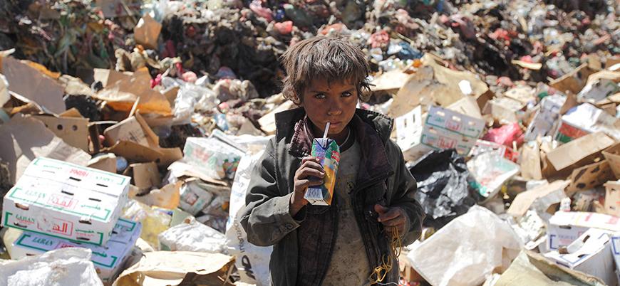 Yemen'de savaşın faturası ağır: Siviller açlık ve salgın hastalıkla boğuşuyor