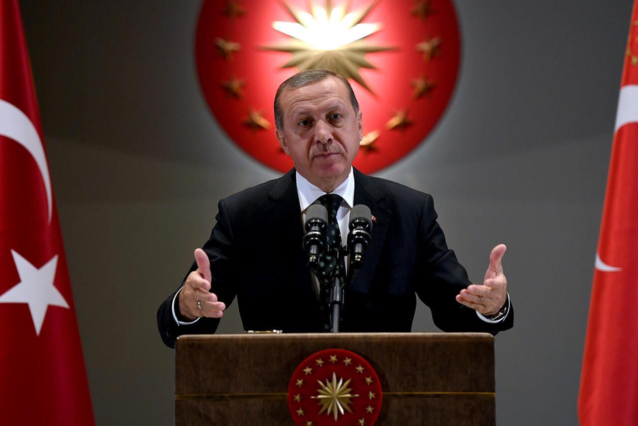 Erdoğan'dan halka 'teröre karşı işbirliği' çağrısı