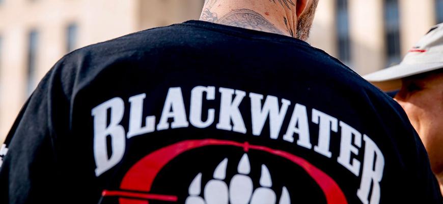 3600 adam, 6 ay süre: Blackwater gözünü yeniden Afganistan'a dikti