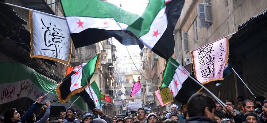 Suriye'deki muhalif gruplar ve Soçi anlaşmasına yönelik tutumları