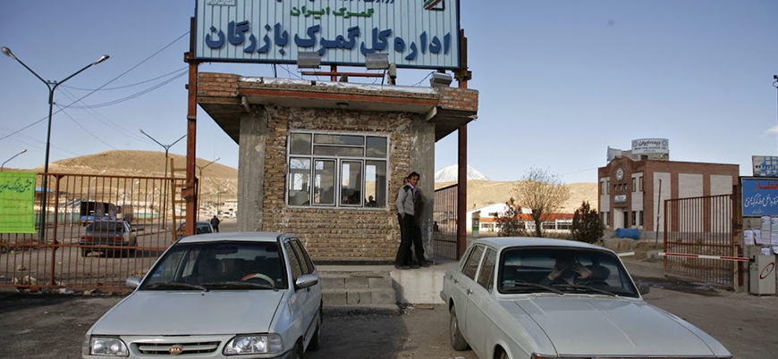 İran sınırında güvenlik sorunu