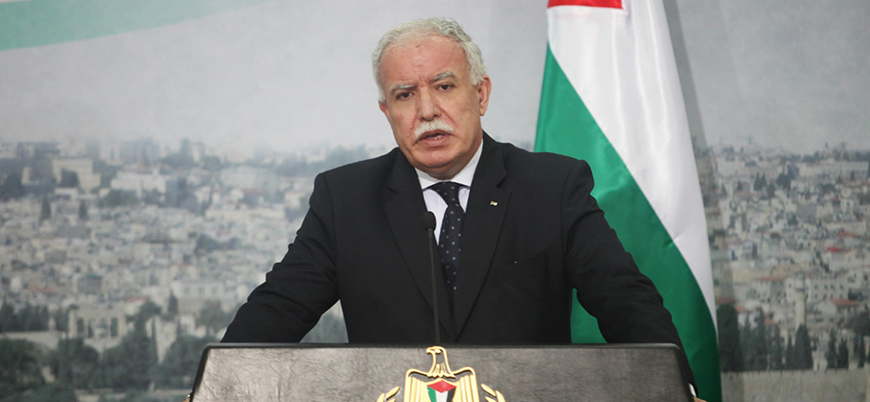 Filistin: Siyasi ve mali hiçbir şantajı kabul etmeyeceğiz