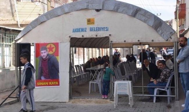HDP'nin Akdeniz Belediyesi'ne kayyum