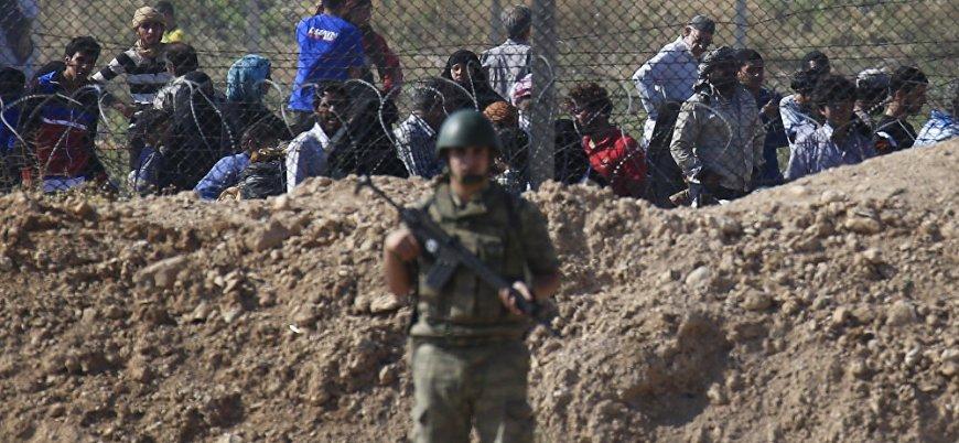 Şanlıurfa'da 639 Suriyeli sınır dışı edildi