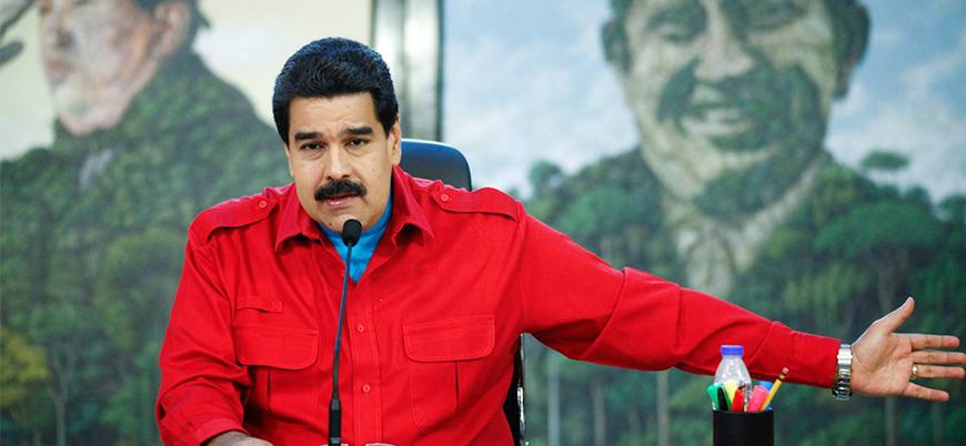 Maduro: Venezuela'da kaos var, Trump'la görüşmek için kararlıyım