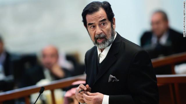 CIA ajanı Nixon: Tarih Saddam'ı haklı çıkardı