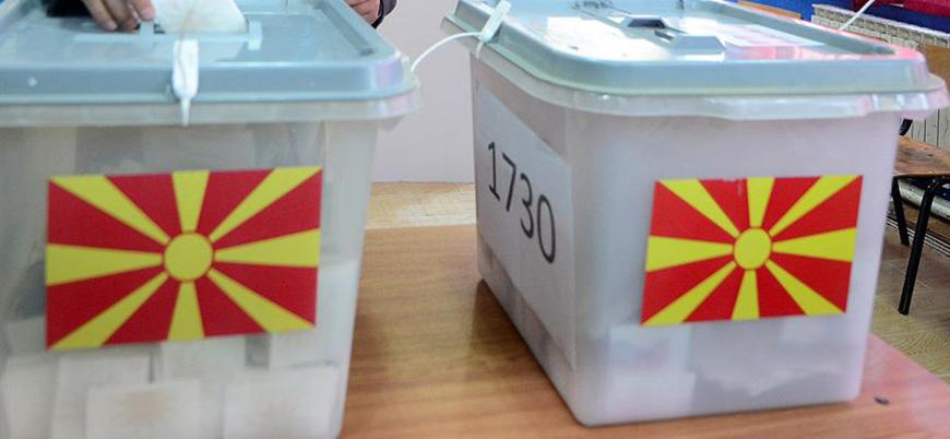 Makedonya'daki referandum 'katılım yetersizliği' nedeniyle geçersiz