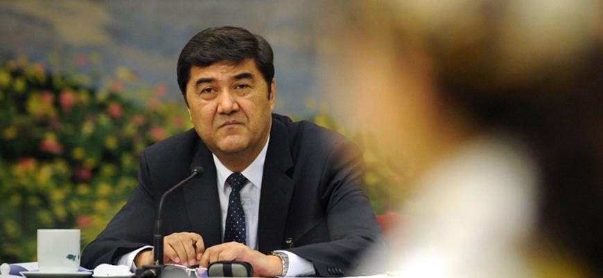 Çin yönetiminden üst düzey Uygur bürokrata soruşturma
