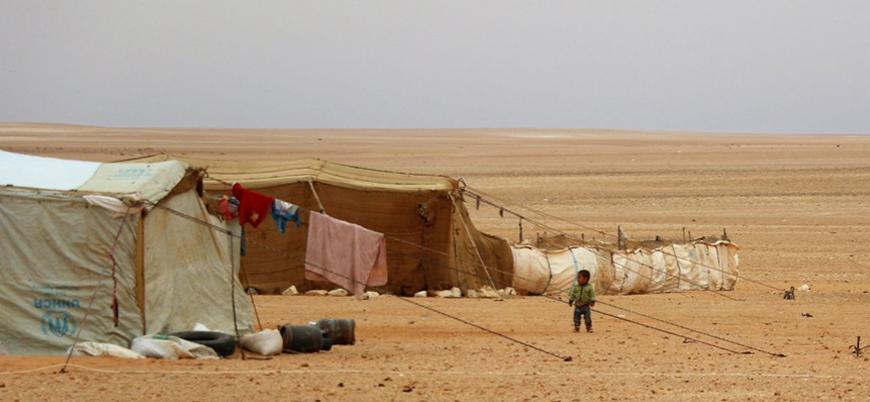 Suriye çölündeki 'ölüm kampı': Rukban