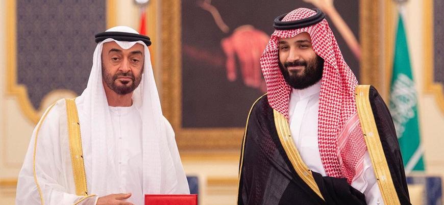 BAE ve Suudi Arabistan'dan 'İran'da rejim değişikliği' çağrısı