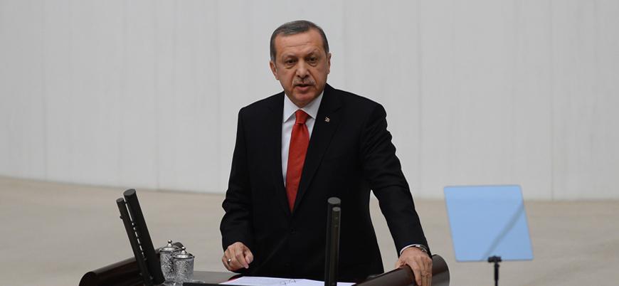 Erdoğan: Ülkemizin durumunu yansıtmayan dalgalanmayı atlatacağız