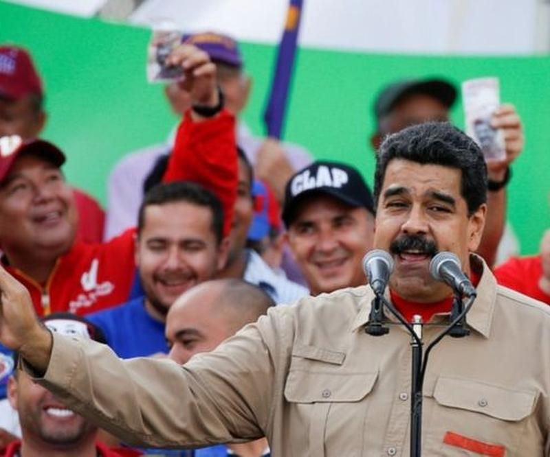 Venezuela'da nakit sıkıntısına geçici çözüm bulundu