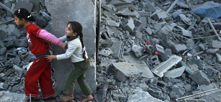 """""""İsrail çocuk haklarını çiğneyen bir devlet olarak tanınsın"""""""