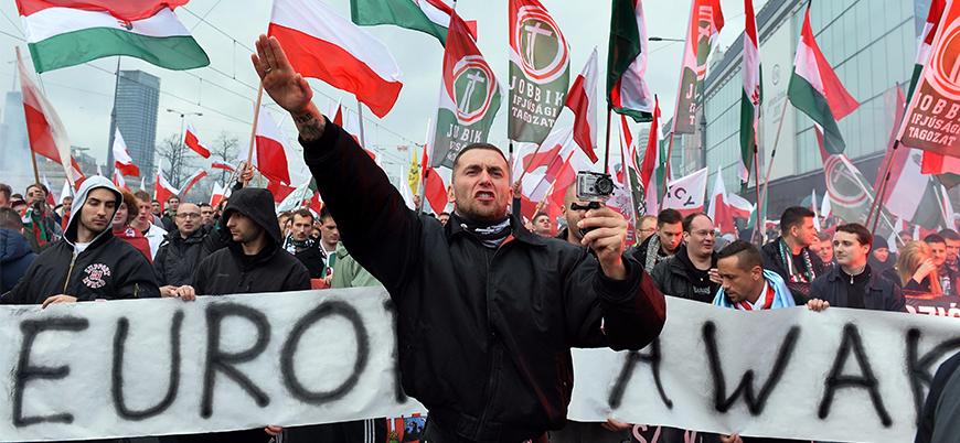Avrupa'da neofaşizmin yükselişi AP'de görüşülecek