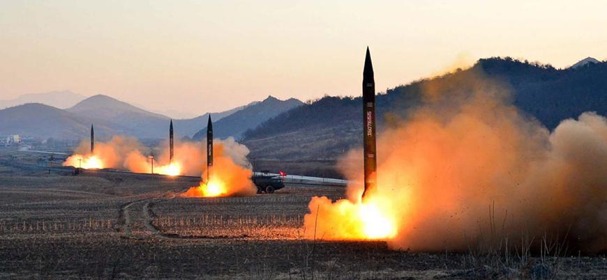"""""""Kuzey Kore'de 20'den fazla nükleer bomba var"""""""
