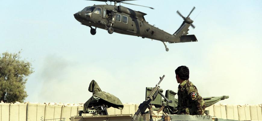 ABD Afganistan'da müttefiklerini bombaladı: Onlarca ölü