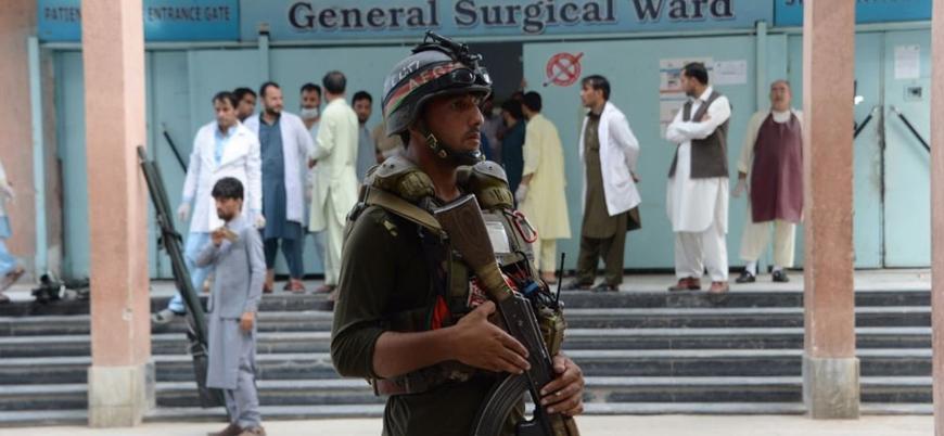 Afganistan'da seçim mitingine bombalı saldırı