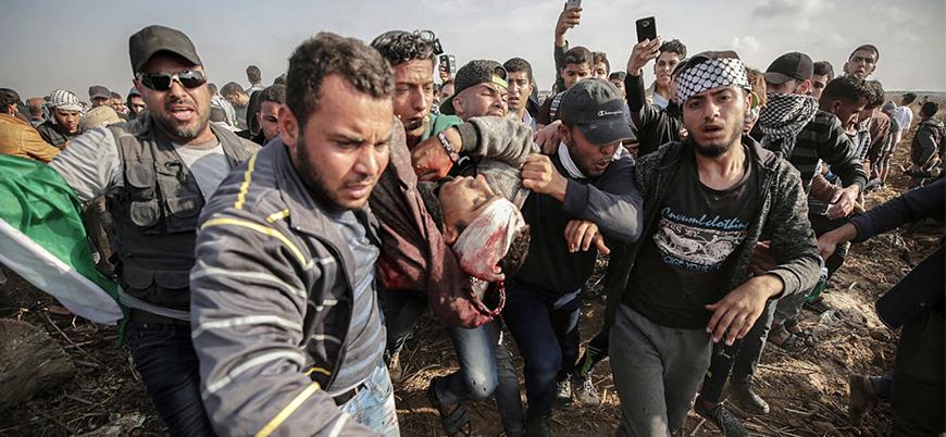 Birleşmiş Milletler Gazze'de katliam yapan İsrail'i kınadı