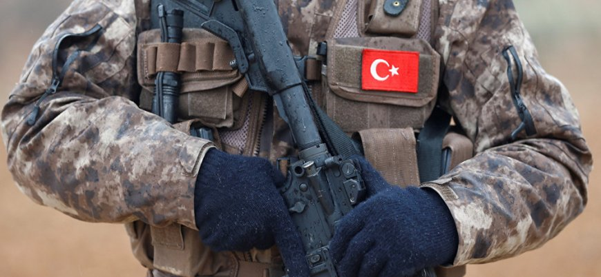 Hakkari, Şırnak ve Van'da PKK'ya 'Kıran Operasyonu' başlatıldı