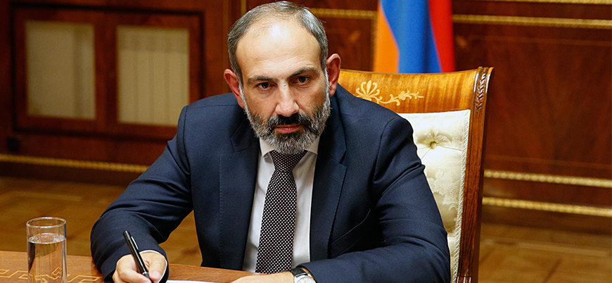 Ermenistan Başbakanı istifa kararı aldı