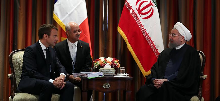 Fransa ile İran'ın arası açılmaya devam ediyor
