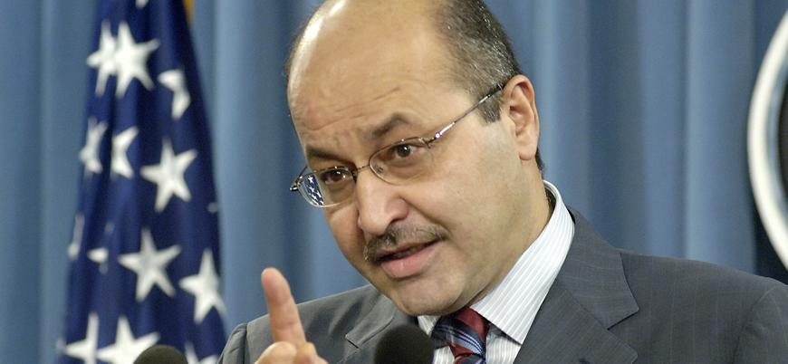 ABD 'eski dost Berhem Salih'in' cumhurbaşkanı seçilmesinden memnun