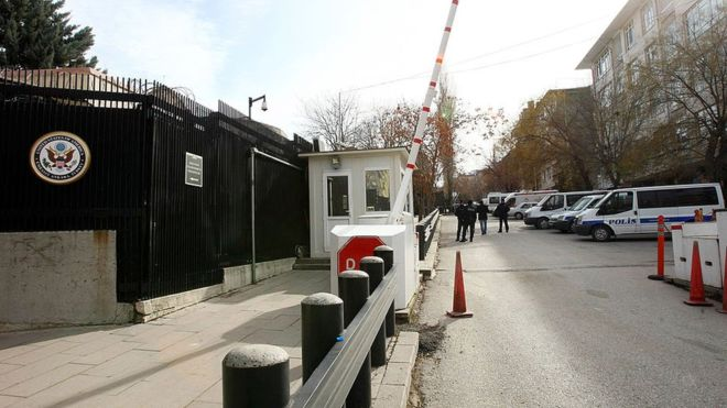 Karlov suikastinin ardından ABD ve İran temsilcilikleri kapatıldı