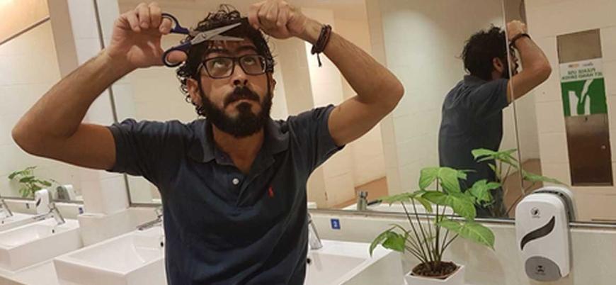 7 aydır Malezya'daki havalimanında yaşayan Suriyeli tutuklandı