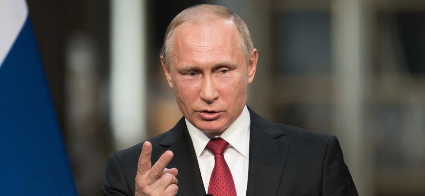 Putin: Biz de dahil tüm yabancı güçler Suriye'den çıkmalı