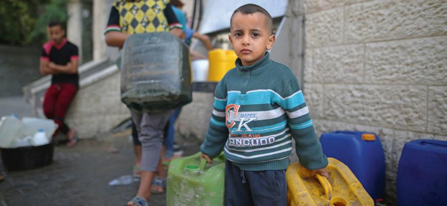 """""""Gazze 2020'de insan yaşamı için elverişli olmayacak"""""""