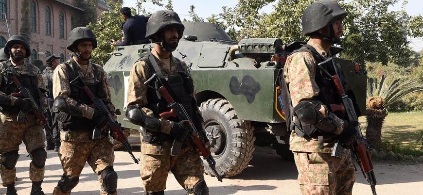 Kuzey Veziristan'da Pakistan ile Taliban güçleri arasında çatışma