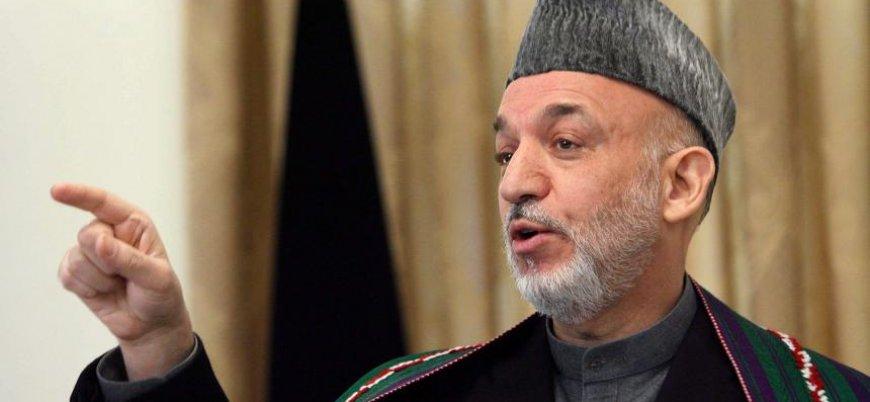 Karzai: 'Dış mihraklar Türkiye'ye saldırıyor'