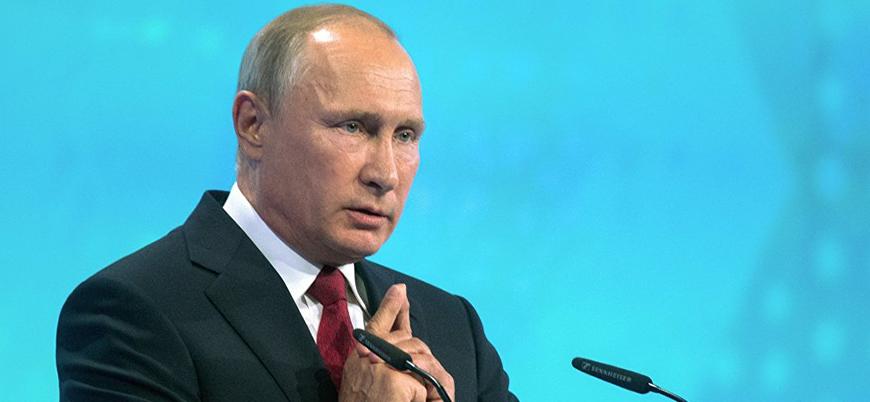 Putin: Suriye'nin gelecekteki yönetimi isterse Rusya ülkeden çekilir