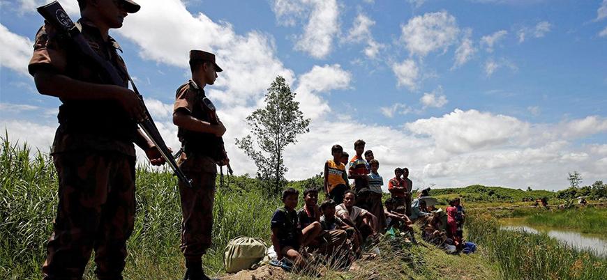 AB Myanmar'a yaptırım uygulayacak