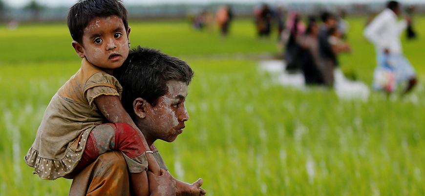 Hindistan Arakanlıları sınır dışı edecek