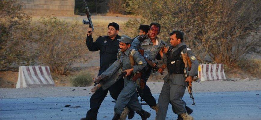Afganistan'da Taliban karakola saldırdı: En az 8 polis öldü