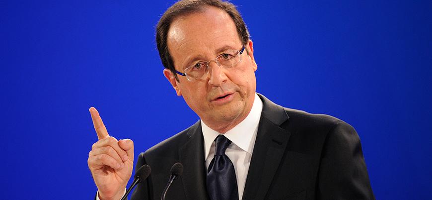 Fransa'da 'başbakanlık kaldırılsın' teklifi