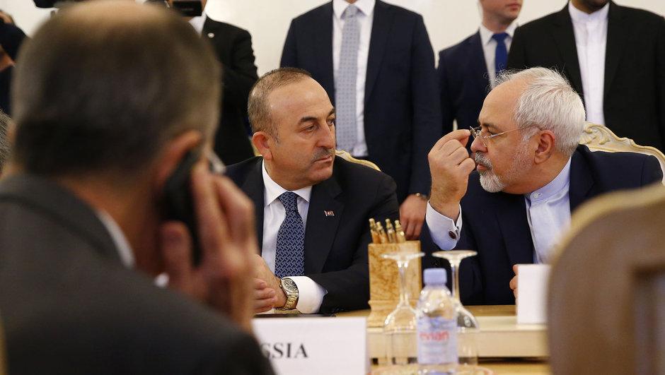 Rusya'da 3'lü Suriye zirvesinden 'deklarasyon' çıkacak