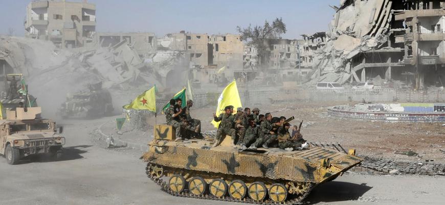 """ABD sözünü tutmadı, YPG Münbiç'i savaşa hazırlıyor"""