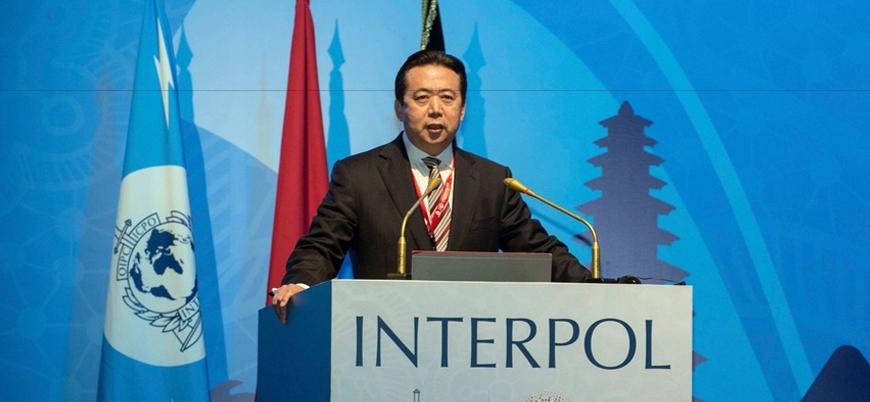 Interpol başkanı 'kayıp'