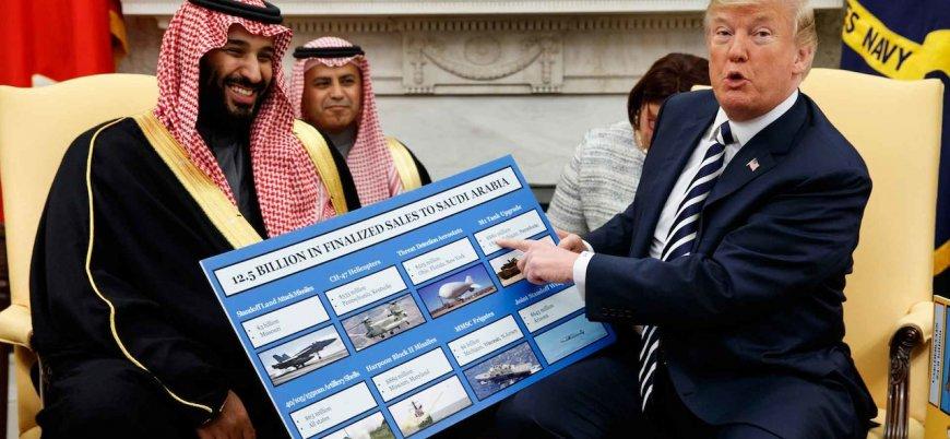 Trump CIA'e karşı Prens Selman'ı savundu