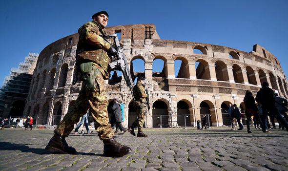 İtalya, olası saldırılara karşı güvenlik tedbirlerini arttıracak