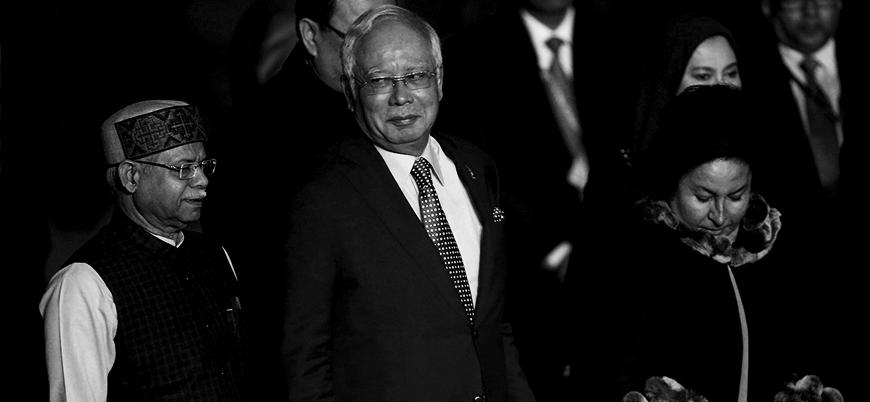 Malezya eski Başbakanının eşi tutuklandı