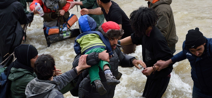 Türkiye'den Yunanistan'a geçen mülteci sayısı 2 kat arttı