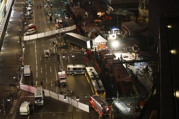 Berlin saldırısını IŞİD üstlendi